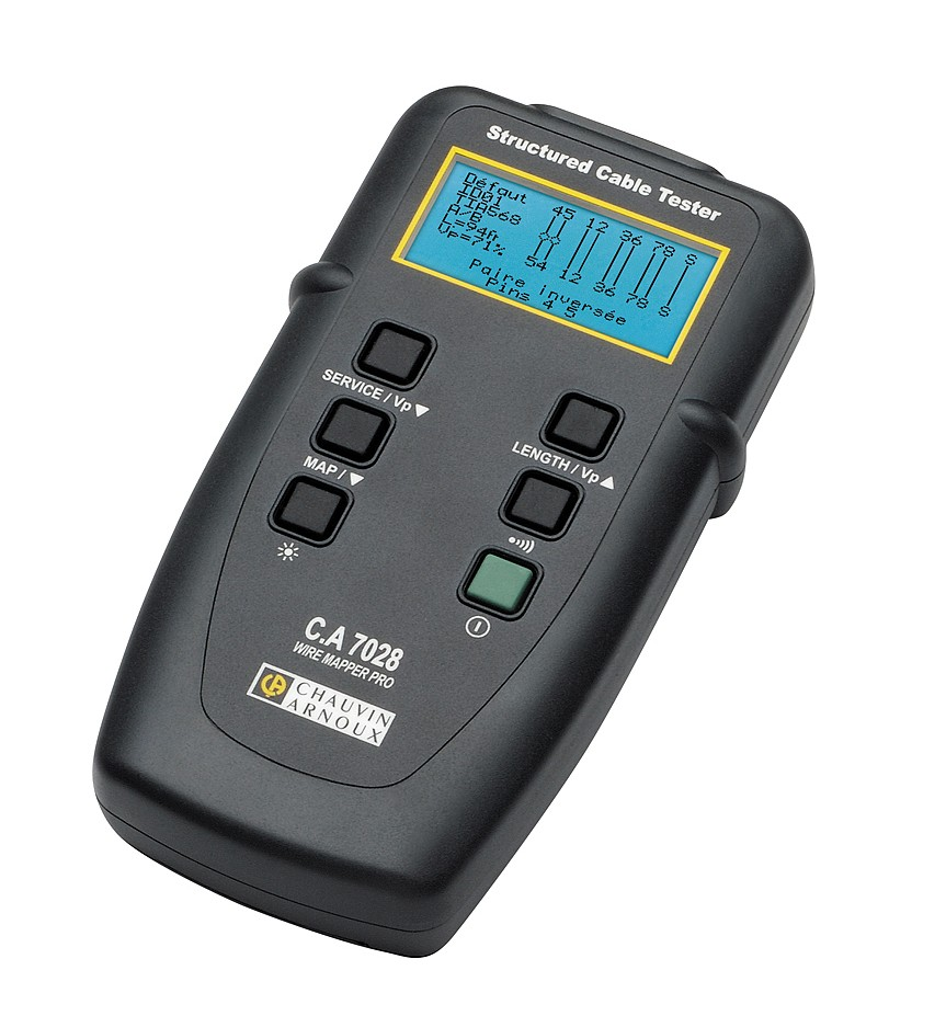 C.A 7028 wiring tester Wiring Tester on
