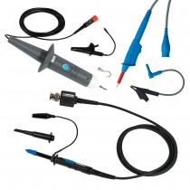 Attenuator probes for oscilloscopes