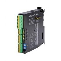 STATOP 704 PIDX4 CONTROLLER DIN RAIL